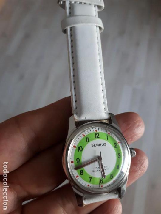 Relojes de pulsera: RELOJ SUIZO AÑOS 70 CLASICO VINTAGE COMO NUEVO. - Foto 3 - 132231374
