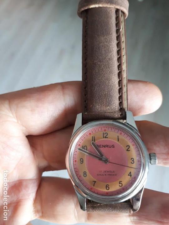 Relojes de pulsera: RELOJ BENRUS SUIZO AÑOS 70 CLASICO VINTAGE COMO NUEVO. - Foto 2 - 132231638