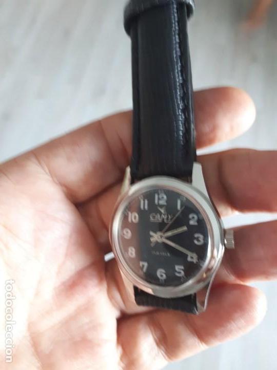 Relojes de pulsera: RELOJ SUIZO AÑOS 70 CLASICO VINTAGE COMO NUEVO. - Foto 2 - 132233294