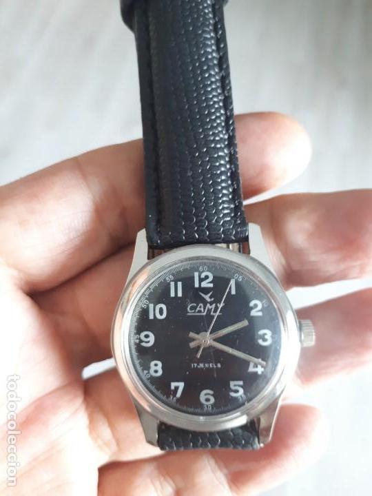 Relojes de pulsera: RELOJ SUIZO AÑOS 70 CLASICO VINTAGE COMO NUEVO. - Foto 3 - 132233294
