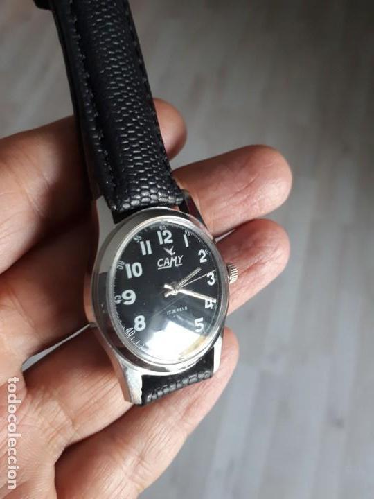 Relojes de pulsera: RELOJ SUIZO AÑOS 70 CLASICO VINTAGE COMO NUEVO. - Foto 4 - 132233294