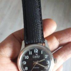 Relojes de pulsera: RELOJ CAMY SUIZO AÑOS 70 CLASICO VINTAGE COMO NUEVO.. Lote 132233294