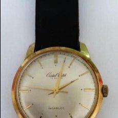 Relojes de pulsera: BONITO RELOJ CRISTAL WATCH. Lote 132474842