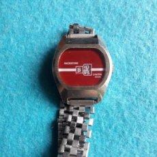 Relojes de pulsera: RELOJ MARCA MAGESTIME. DIGITAL DE CUERDA PARA CABALLERO.. Lote 132487442