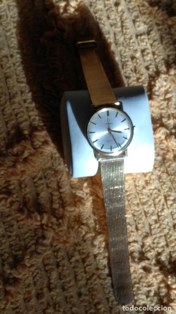 Relojes de pulsera: OMEGA DE ORO. 18 KL. 0.750 MLM.(( PERFECTO )) CALIB 601 - 1.967. REVISADO Y FUNCIONANDO. DESCRIPCION - Foto 3 - 182941420