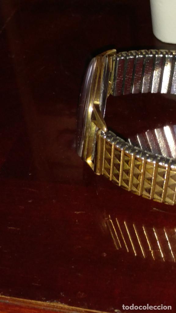 Relojes de pulsera: DUWARD - MANUAL. AÑOS 50. FUNCIONANDO BIEN. 37.5 S/C. 21 R. P.ORO 10 M. DESCRIP. Y FOTOS. - Foto 8 - 132622398