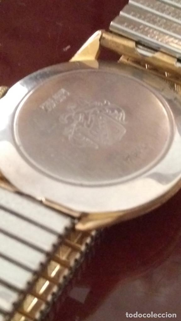 Relojes de pulsera: DUWARD - MANUAL. AÑOS 50. FUNCIONANDO BIEN. 37.5 S/C. 21 R. P.ORO 10 M. DESCRIP. Y FOTOS. - Foto 10 - 132622398