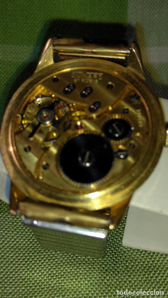 Relojes de pulsera: DUWARD - MANUAL. AÑOS 50. FUNCIONANDO BIEN. 37.5 S/C. 21 R. P.ORO 10 M. DESCRIP. Y FOTOS. - Foto 16 - 132622398