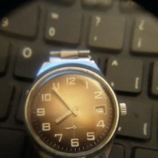Relojes de pulsera: RELOJ CABALLERO CARGA MANUAL TITAN, FUNCIONA. Lote 132754114