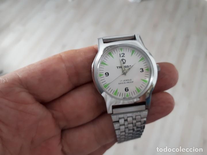 VINTAGE RELOJ SUIZO CUERDA MANUAL NUEVO. (Relojes - Pulsera Carga Manual)