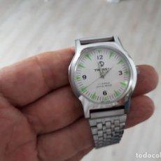 Relojes de pulsera: VINTAGE RELOJ SUIZO TRESSA NUEVO.. Lote 132906874