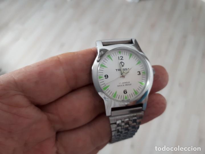 Relojes de pulsera: VINTAGE RELOJ SUIZO CUERDA MANUAL NUEVO. - Foto 2 - 132906874