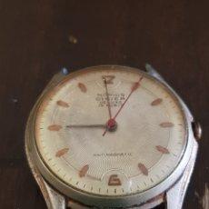 Relojes de pulsera: RELOJ DE CUERDA AÑOS 60 NO FUNCIONA. Lote 132994585