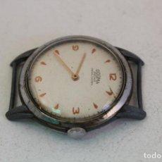 Relojes de pulsera: RELOJ CARGA MANUAL DOGMA PRIMA ANCRE-15 RUBIS SWISS MADE. Lote 133190726