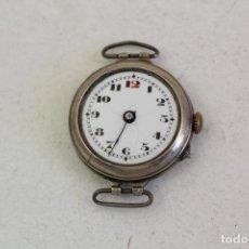 Relojes de pulsera: RELOJ EN PLATA DE LEY. Lote 133190970