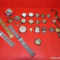 Relojes de pulsera: ,,,LOTE DE RELOJES DE PULSERA,,,CUERDA MANUAL,,,VER DESCRIPCION Y FOTOGRAFIAS,,,. Lote 133200006