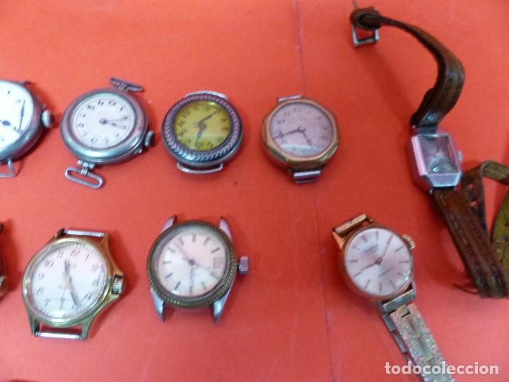 Relojes de pulsera: ,,,LOTE DE RELOJES DE PULSERA,,,CUERDA MANUAL,,,VER DESCRIPCION Y FOTOGRAFIAS,,, - Foto 3 - 133200006