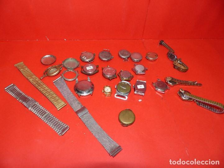 Relojes de pulsera: ,,,LOTE DE RELOJES DE PULSERA,,,CUERDA MANUAL,,,VER DESCRIPCION Y FOTOGRAFIAS,,, - Foto 6 - 133200006