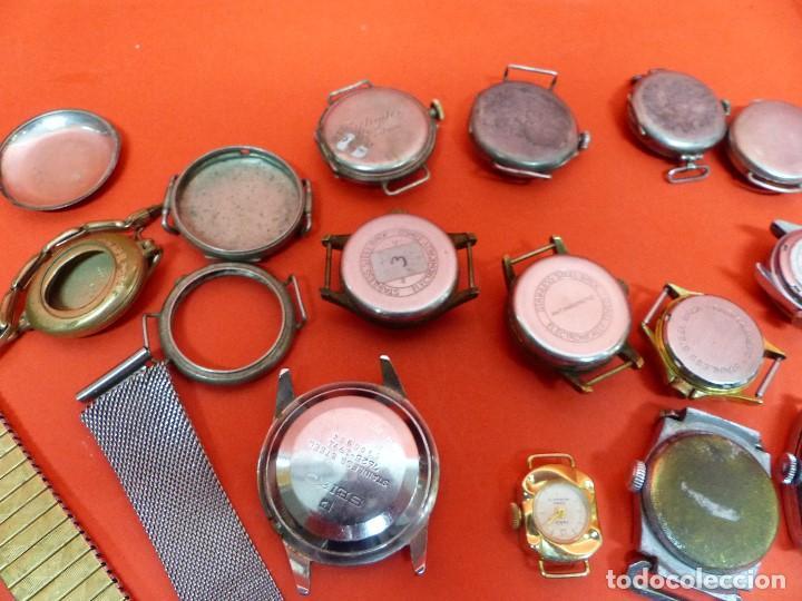 Relojes de pulsera: ,,,LOTE DE RELOJES DE PULSERA,,,CUERDA MANUAL,,,VER DESCRIPCION Y FOTOGRAFIAS,,, - Foto 7 - 133200006