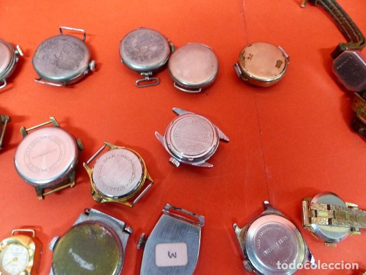 Relojes de pulsera: ,,,LOTE DE RELOJES DE PULSERA,,,CUERDA MANUAL,,,VER DESCRIPCION Y FOTOGRAFIAS,,, - Foto 8 - 133200006