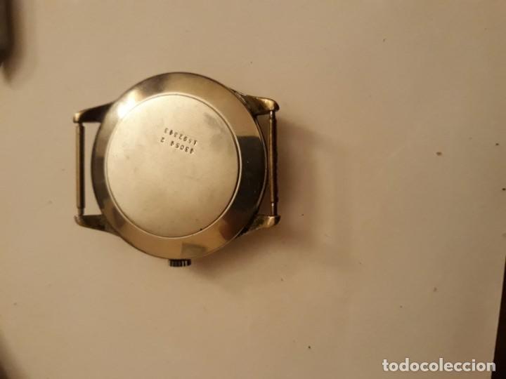 Relojes de pulsera: reloj de pulsera caballero carga manual, certina militar kf 330. - Foto 2 - 135359141