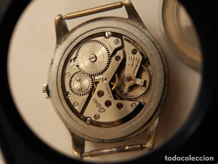 Relojes de pulsera: reloj de pulsera caballero carga manual, certina militar kf 330. - Foto 4 - 135359141