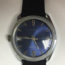 Relojes de pulsera: RELOJ LUCERNE CARGA MANUAL EN FUNCIONAMIENTO. Lote 133231809