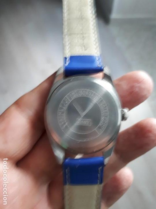 Relojes de pulsera: RELOJ SUIZO DEPORTIVO VINTAGE CAMY NUEVO. - Foto 4 - 133283246