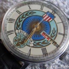 Relojes de pulsera: RELOJ RUSO MECÁNICO SLAVA VICTORIA GUERRA DEL GOLFO. Lote 133332717