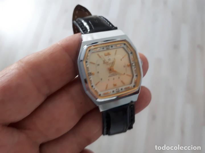 RELOJ SUIZO SUPER TITUS VINTAGE NUEVO. (Relojes - Pulsera Carga Manual)