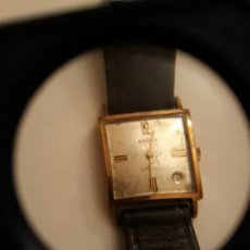 Relojes de pulsera: RELOJ DE PULSERA CARGA MANUAL,DOGMA ANCRE 17 RUBIS, FUNCIONA, 28 MM, FUNCINA. Lote 133530698