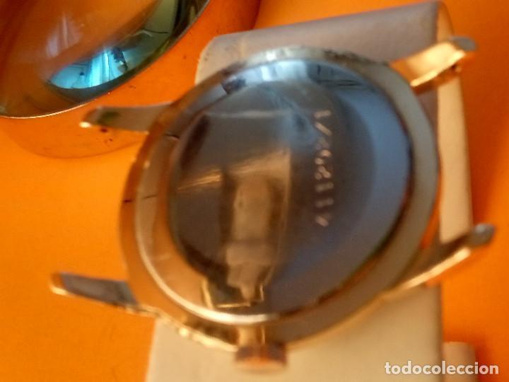 Relojes de pulsera: UNIVERSAL GENEVE - 1.942/49 - (((P.ORO - 30 MICRONES))) CALI. 262 - 34.50 S/C. AUTENTICO. MANUAL. FO - Foto 8 - 133534222