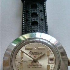 Relojes de pulsera: INTERESANTE RELOJ MACMILLAN. Lote 133630478