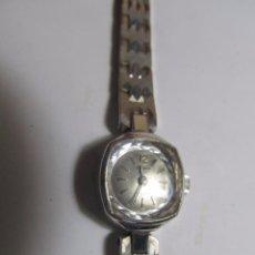 Relojes de pulsera: RELOJ CAUNY PRIMA DE CARGA MANUAL 17 RUBIS. Lote 133651422