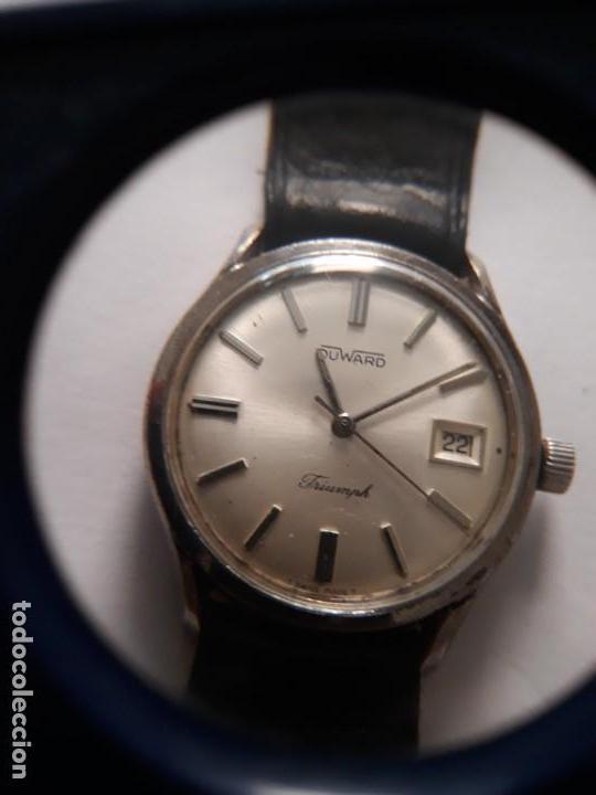 Relojes de pulsera: RELOJ DE PULSERA CABALLERO CARGA MANUAL,duward triunph, funciona,ver descripcion y fotos - Foto 2 - 133800826