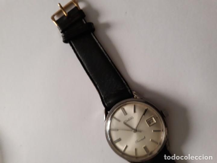 Relojes de pulsera: RELOJ DE PULSERA CABALLERO CARGA MANUAL,duward triunph, funciona,ver descripcion y fotos - Foto 6 - 133800826