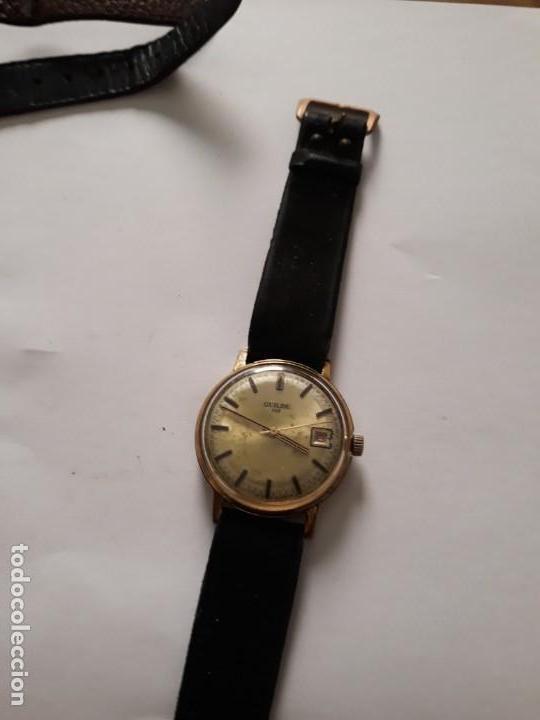 Relojes de pulsera: RELOJ DE PULSERA CABALLERO CARGA MANUAL,guilde pop, funciona,ver descripcion y fotos - Foto 2 - 133801526