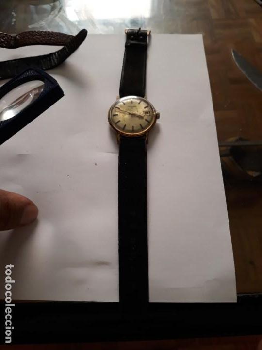 Relojes de pulsera: RELOJ DE PULSERA CABALLERO CARGA MANUAL,guilde pop, funciona,ver descripcion y fotos - Foto 3 - 133801526