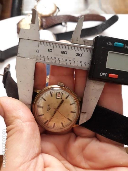 Relojes de pulsera: RELOJ DE PULSERA CABALLERO CARGA MANUAL,guilde pop, funciona,ver descripcion y fotos - Foto 4 - 133801526