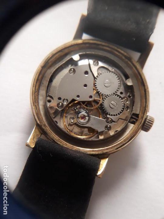 Relojes de pulsera: RELOJ DE PULSERA CABALLERO CARGA MANUAL,guilde pop, funciona,ver descripcion y fotos - Foto 6 - 133801526
