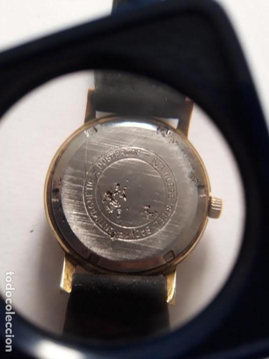 Relojes de pulsera: RELOJ DE PULSERA CABALLERO CARGA MANUAL,guilde pop, funciona,ver descripcion y fotos - Foto 7 - 133801526