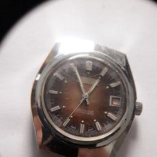 Relojes de pulsera: RELOJ DE PULSERA CABALLERO CARGA MANUAL,SUNKI WATERPROOF, NO FUNCIONA,VER DESCRIPCION Y FOTOS. Lote 133802354