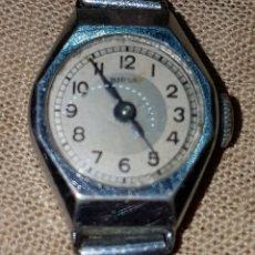 Relojes de pulsera: PEQUEÑO RELOJ PULSERA BHOA FUNCIONA PERFECTAMENTE. Lote 133865485