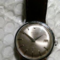 Relojes de pulsera: RELOJ INCITUS SWISS MADE A CUERDA VINTAGE COLECTABLE ESTADO OK. Lote 134053946