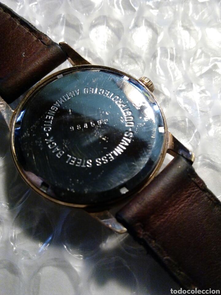 Relojes de pulsera: Reloj Yema, chapado en oro, perfecto, buen funcionamiento ,coleccionable - Foto 2 - 134055019