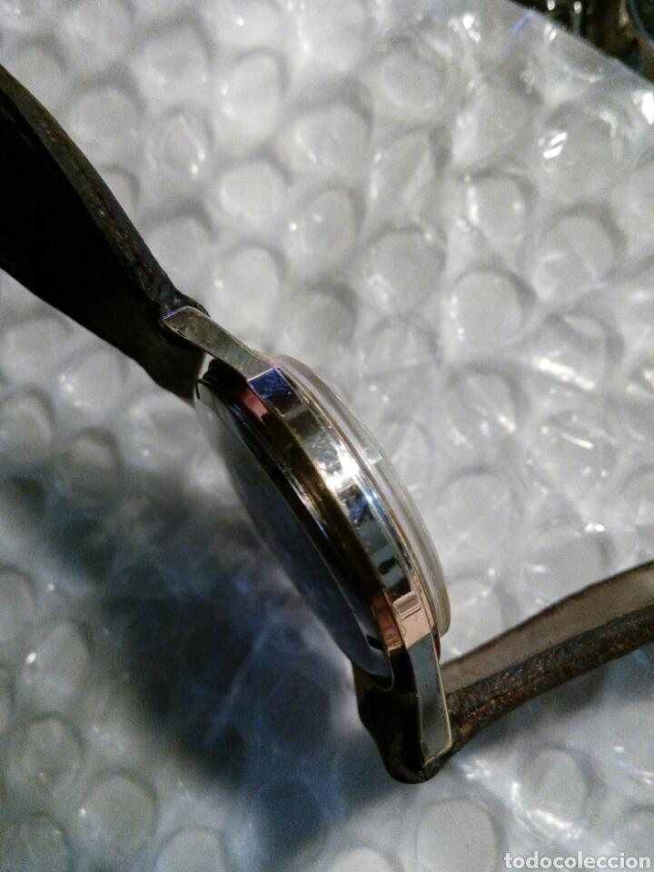 Relojes de pulsera: Reloj Yema, chapado en oro, perfecto, buen funcionamiento ,coleccionable - Foto 3 - 134055019