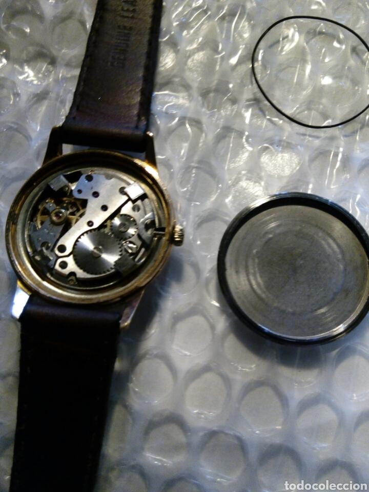 Relojes de pulsera: Reloj Yema, chapado en oro, perfecto, buen funcionamiento ,coleccionable - Foto 6 - 134055019