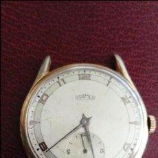 Relojes de pulsera: ANTIGUO RELOJ ROAMER . Lote 134098366