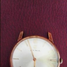 Relojes de pulsera: RELOJ CYMA. Lote 134101682