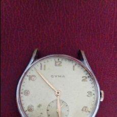 Relojes de pulsera: ANTIGUO RELOJ CYMA. Lote 134101998